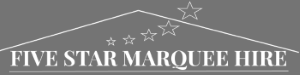 Five Star Marquee Hire In Kent, Surrey & London